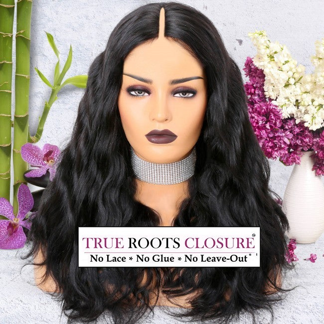 SURI - True Roots Closure (this is not the Thin-Part Wig)