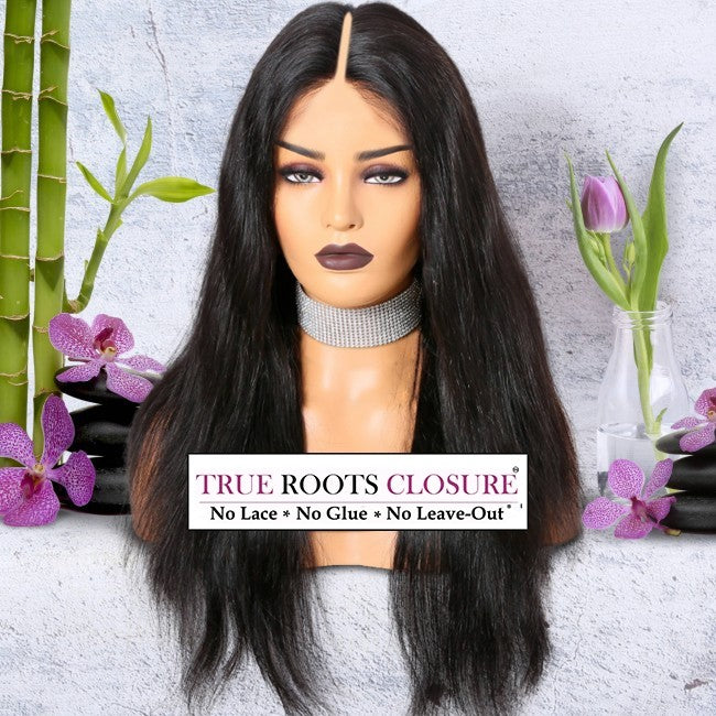 KELSEY - True Roots Closure - (this is not the Thin-Part Wig)