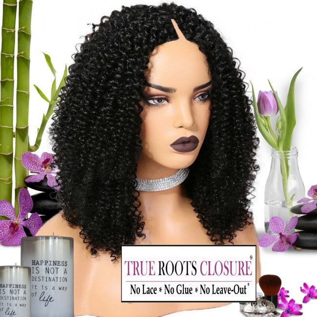 Candice (For 3b textures) - TRUE ROOTS CLOSURE (This is not the Thin-Part Wig)