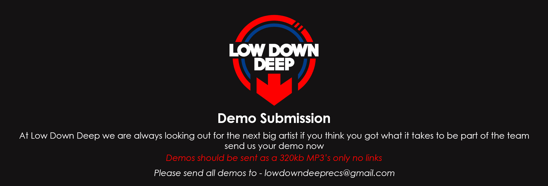 Demo Submisssion