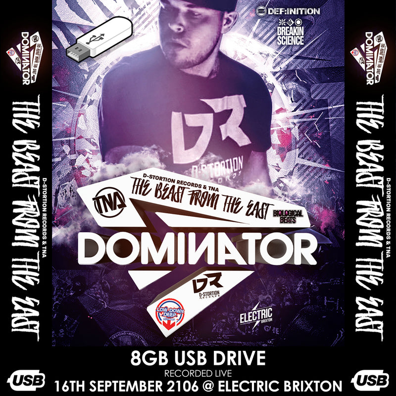 Dominators Memorial Event - USB