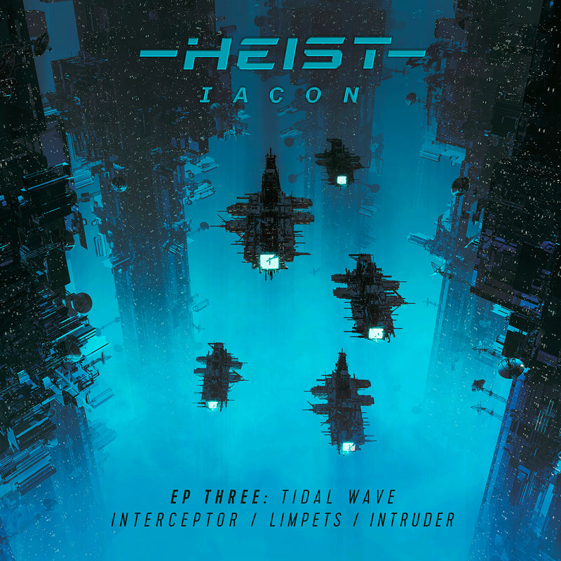 LDD 114 - Heist 'Iacon LP' Part 3