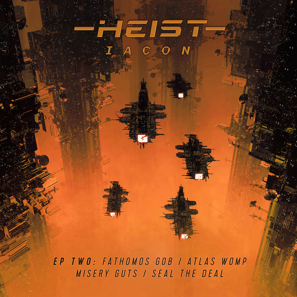 LDD 113 - Heist 'Iacon LP' Part 2