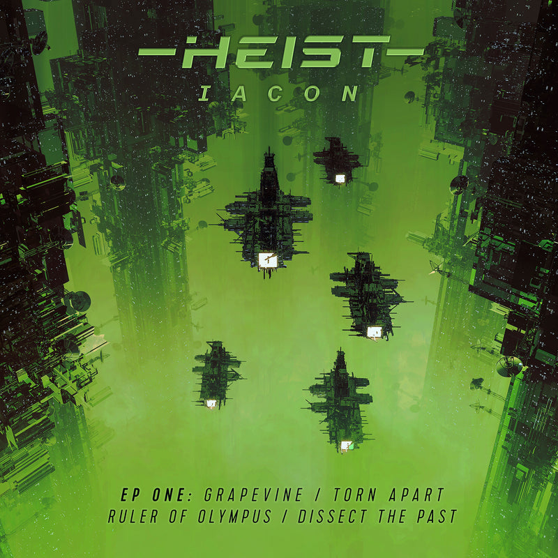 LDD 112 - Heist 'Iacon LP' Part 1