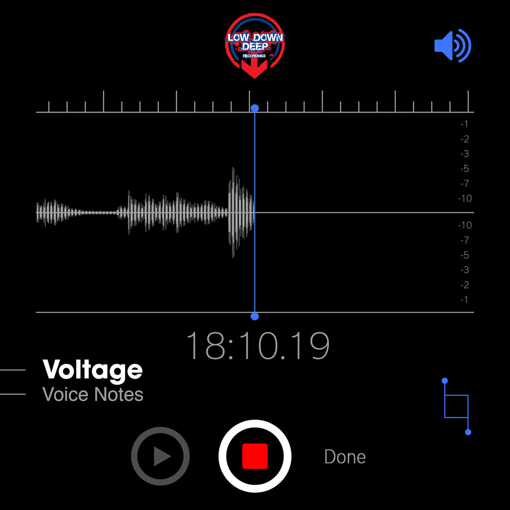 LDD 127 - Voltage 'Voice Notes'