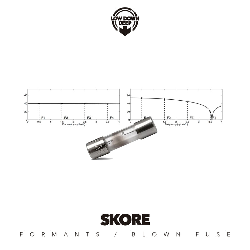 LDD 133 - Skore 'Formants' | 'Blown Fuse'