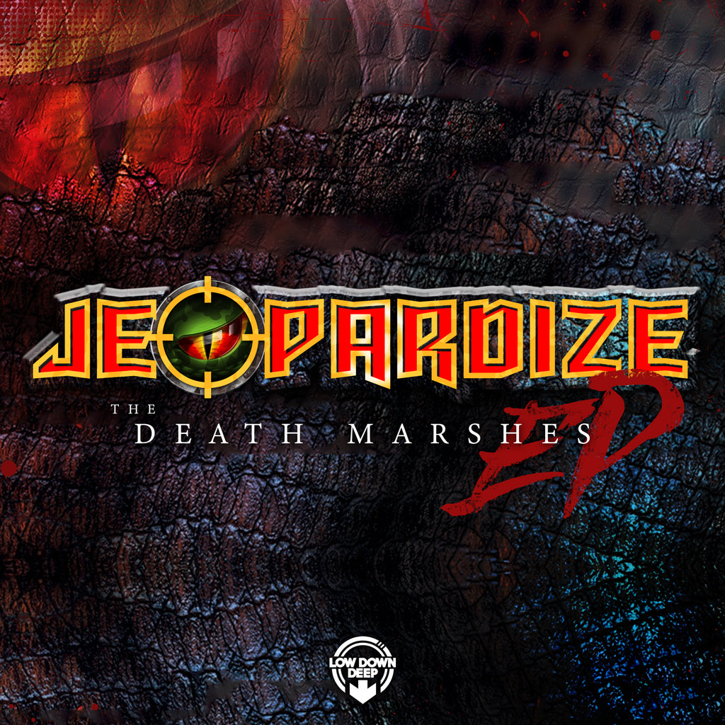 LDD 152 - Jeopardize 'The Death Marshes EP""