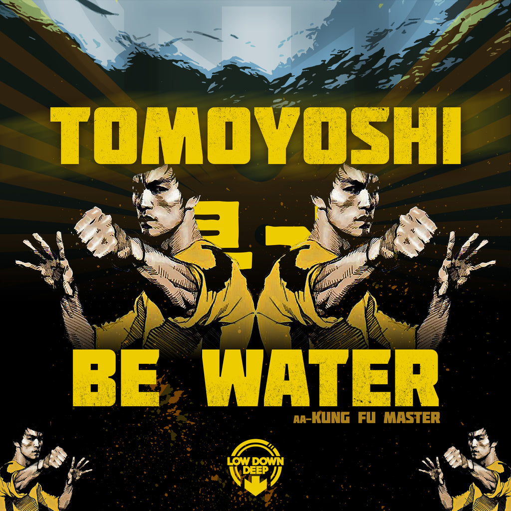 LDD 166 - Tomoyoshi 'Be Water' | 'Kung Fu Master'