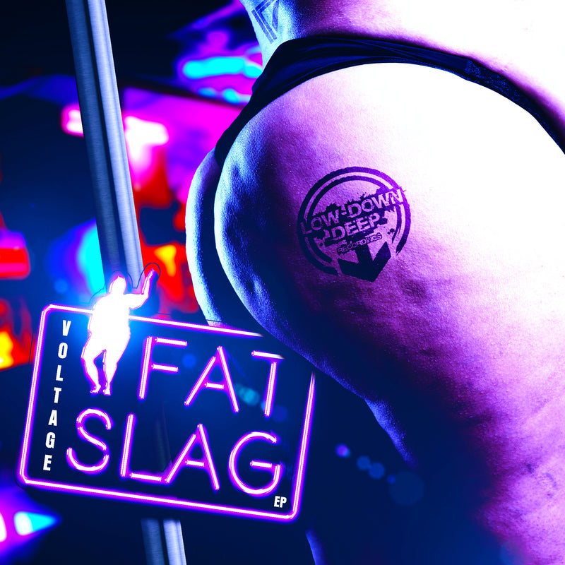 LDD 090 - Voltage 'Fat Slag EP'