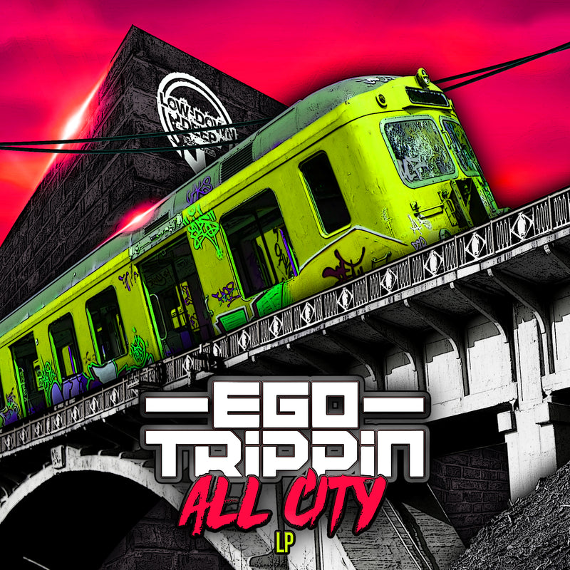 LDD 094 - Ego Trippin 'All City LP'
