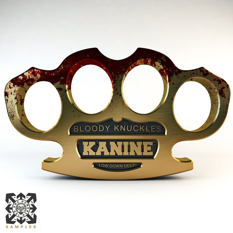 LDD 099 - Kanine 'Bloody Knuckles' | LDD 100 LP Sampler Part 2