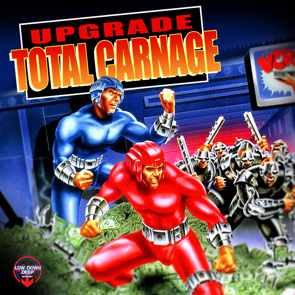 LDD 110 - Upgrade 'Total Carnage'