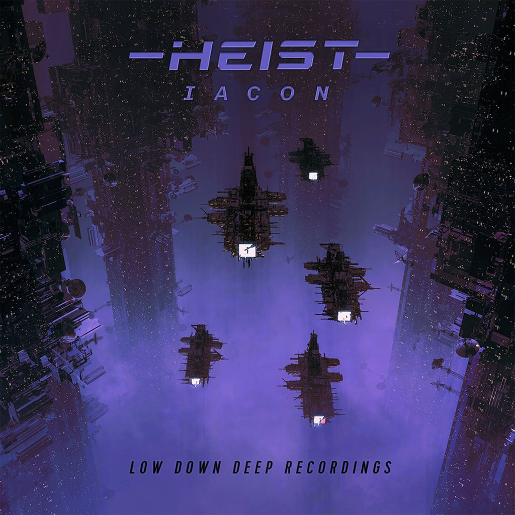 LDD 115 - Heist 'Iacon LP'