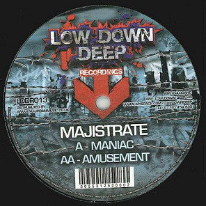 LDD 013 - Majistrate 'Maniac' | 'Amusement'