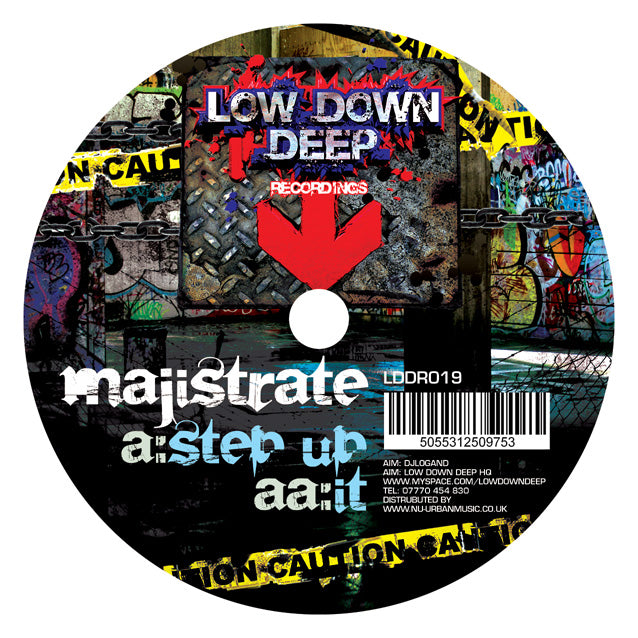 LDD 019 - Majistrate 'Step Up' | 'It'