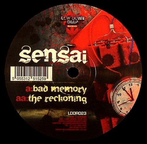 LDD 023 - Sensai 'Bad Memory' | 'The Reckoning' | 'Brainwaves' | 'I Am Truth'