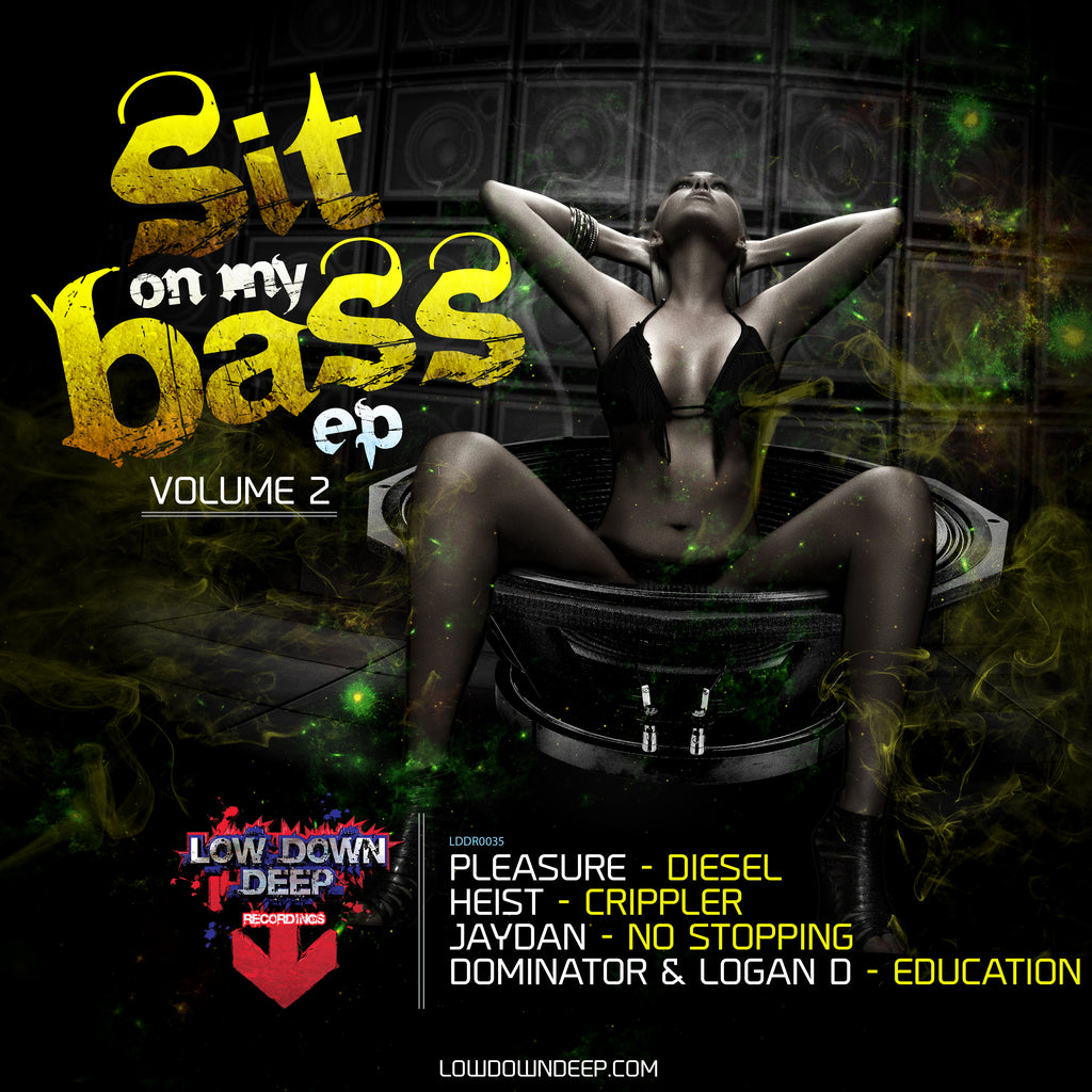 LDD 035 'Sit On My Bass EP' Volume 2