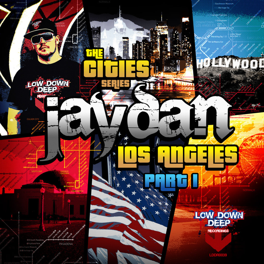 LDD 039 - Jaydan 'Los Angeles'