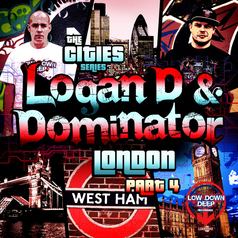 LDD 042 - Logan D & Dominator 'London'