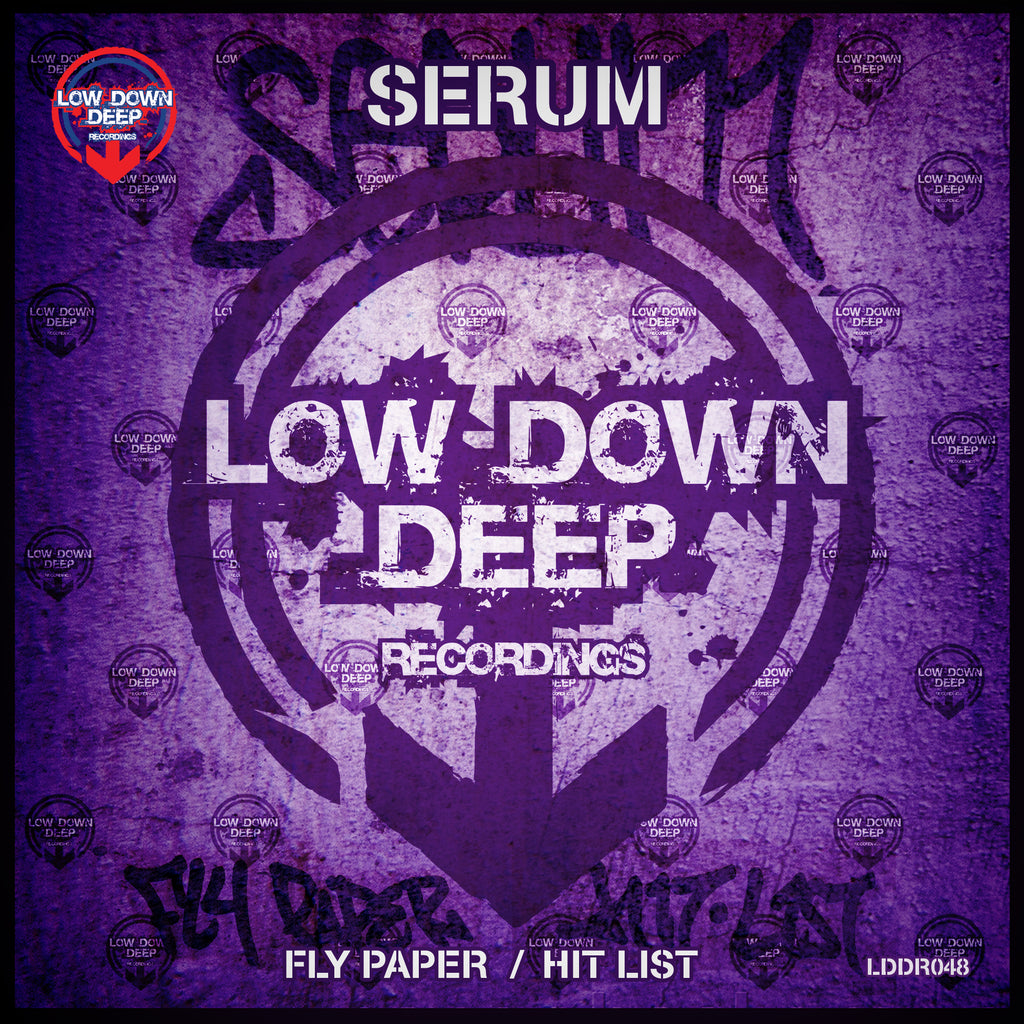 LDD 048 - Serum 'Fly Paper' | 'Hit List'