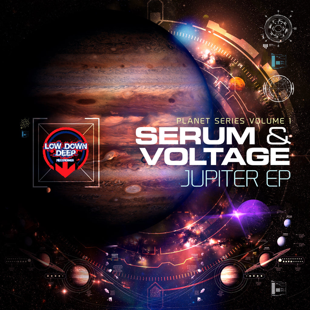 LDD 056 - Serum & Voltage 'Jupiter EP'