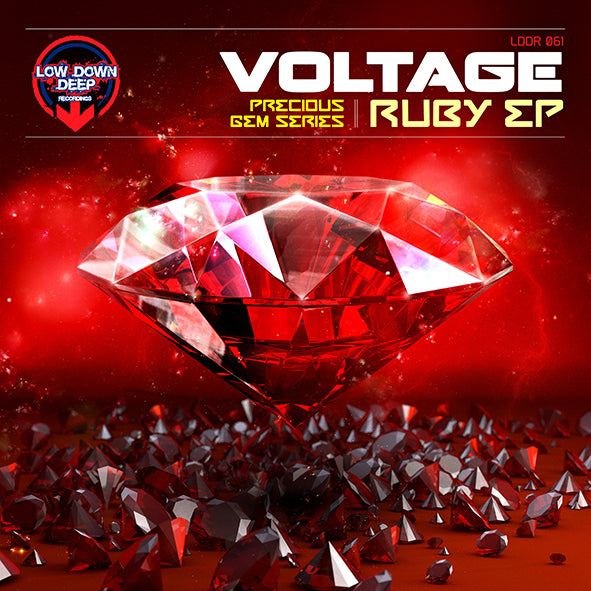 LDD 061 - Voltage 'Ruby EP'