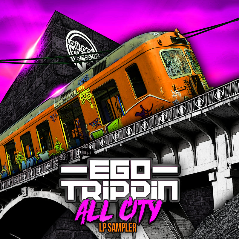 LDD 087 - Ego Trippin 'All City LP Sampler'