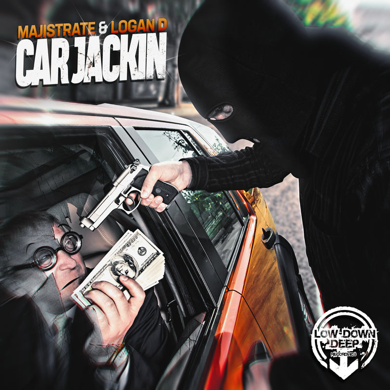 LDD 095 - Majistrate & Logan D 'Car Jackin'