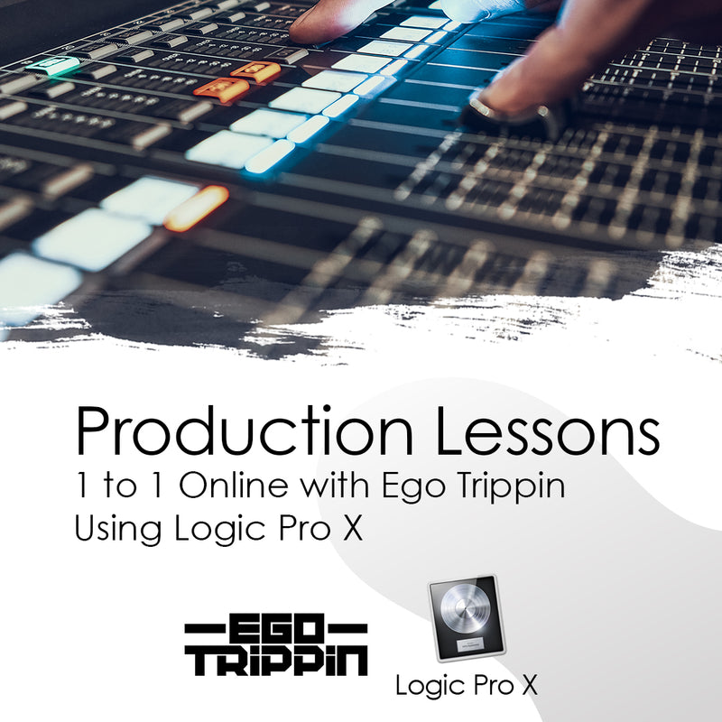 Online Production Lessons With Ego Trippin