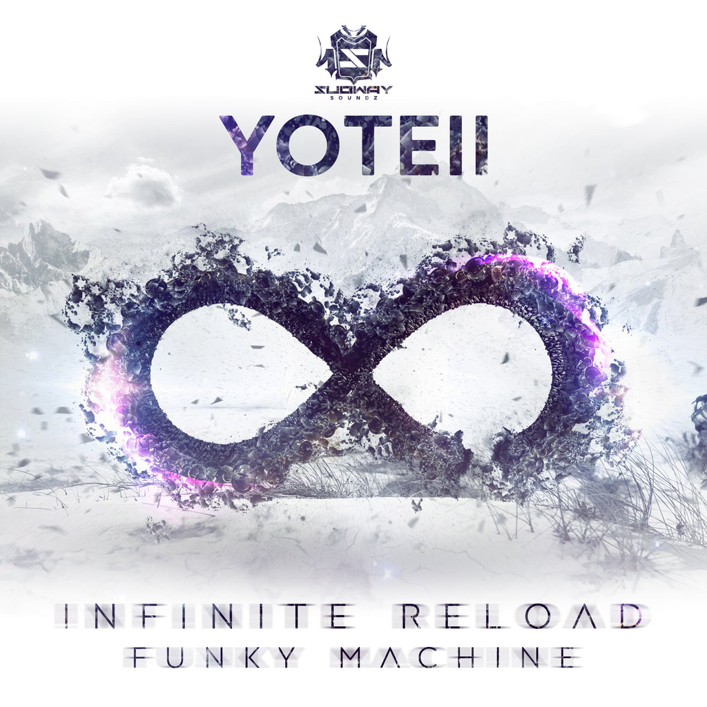 SSLD 044 - Yoteii 'Infinite Reload' | 'Funky Machine'