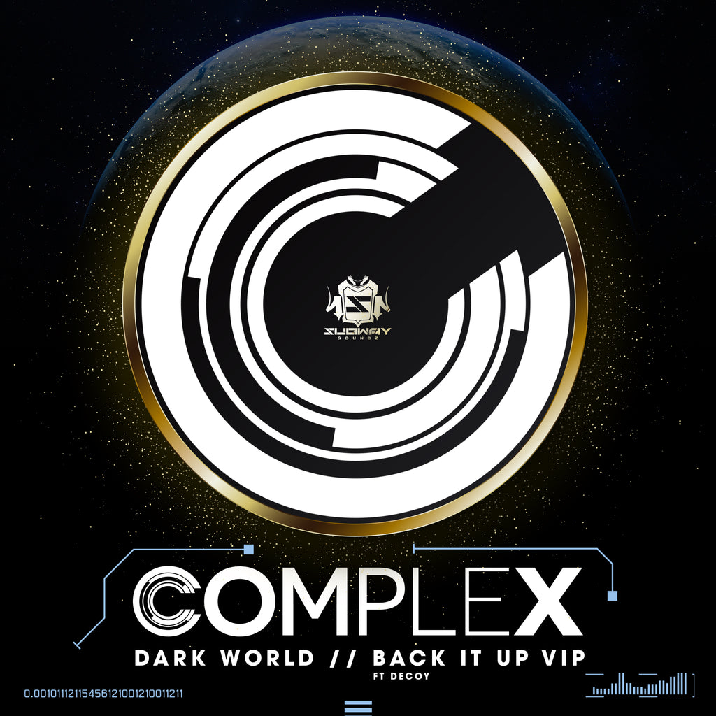 SSLD 048 - Complex 'Dark World' | Complex Ft. MC Decoy 'Back It Up Vip'