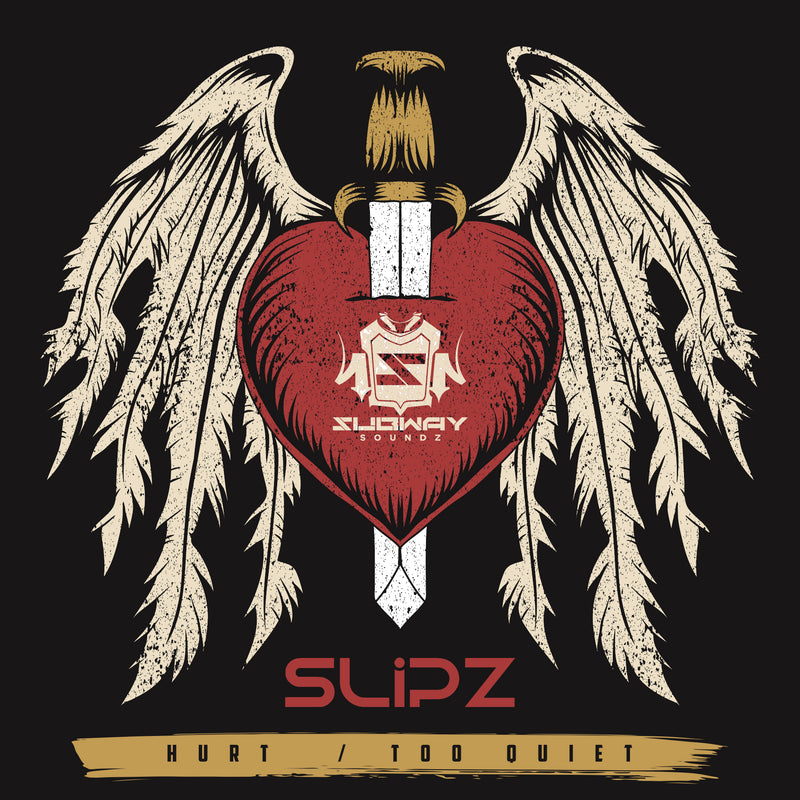 SSLD 057 - Slipz 'Hurt' | 'Too Quiet'