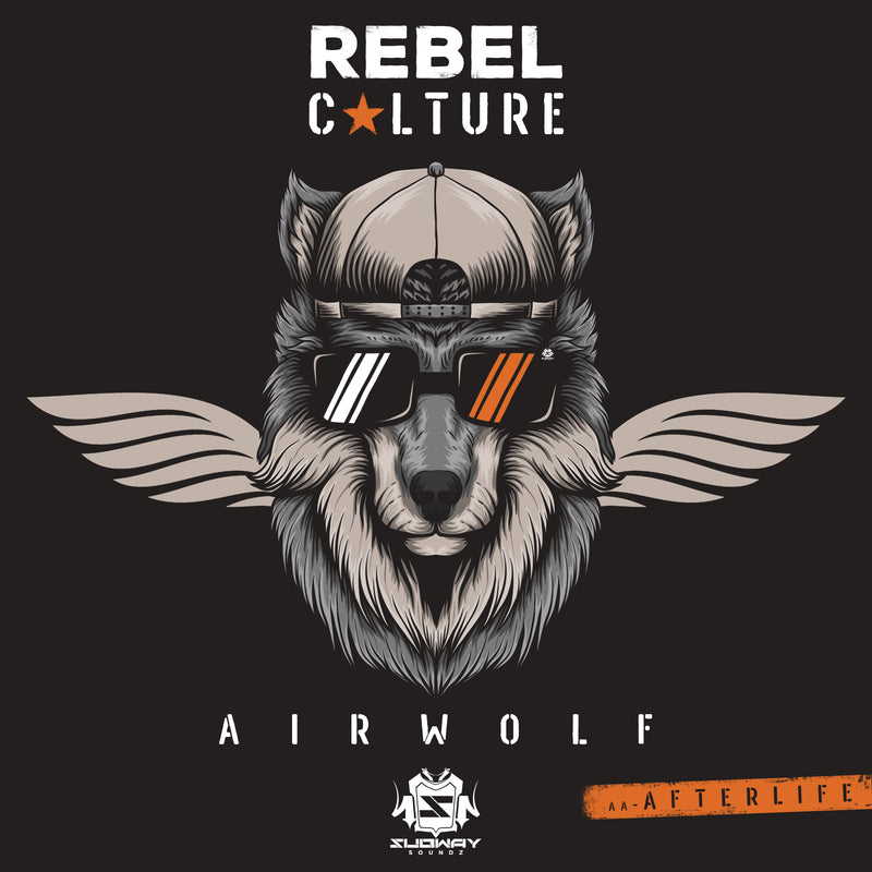 SSLD 076 - Rebel Culture 'Airwolf' | 'Afterlife'