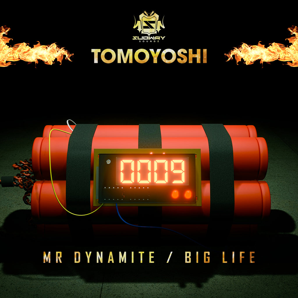 SSLD 078 - Tomoyoshi 'Mr Dynamite' | 'Big Life'