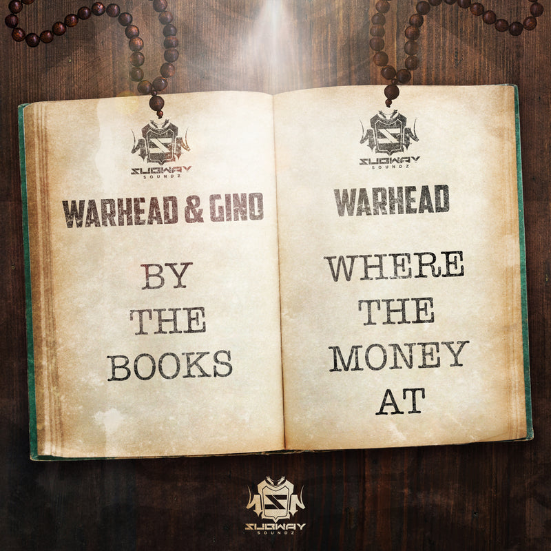 SSLD 080 - Warhead & Gino 'By The Books' | Warhead 'Where The Money At'