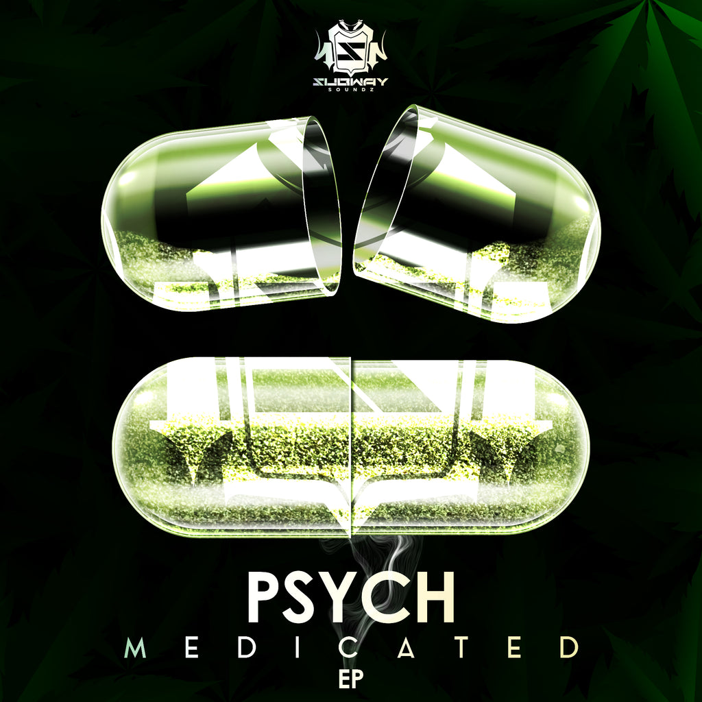 SSLD 081 - Psych 'Medicated EP'