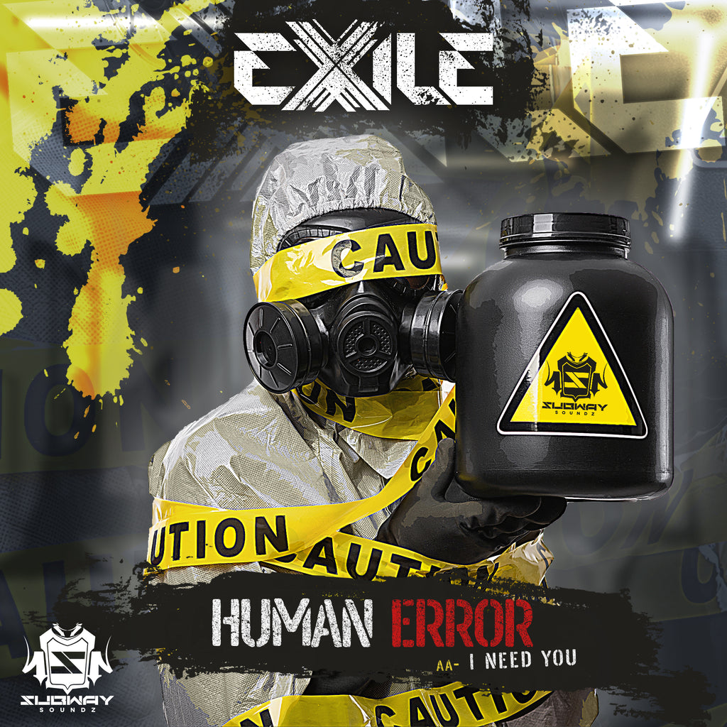 SSLD 082 - Exile 'Human Error' | 'I Need You'