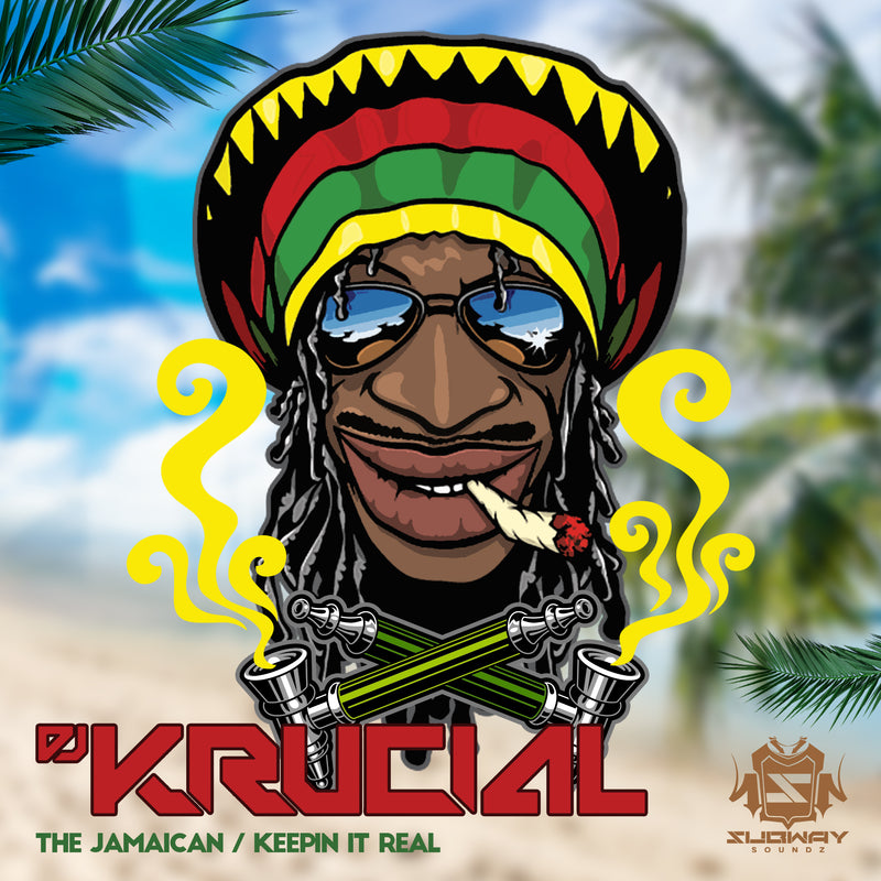 SSLD 087 - Krucial 'The Jamaican' | 'Keepin It Real'