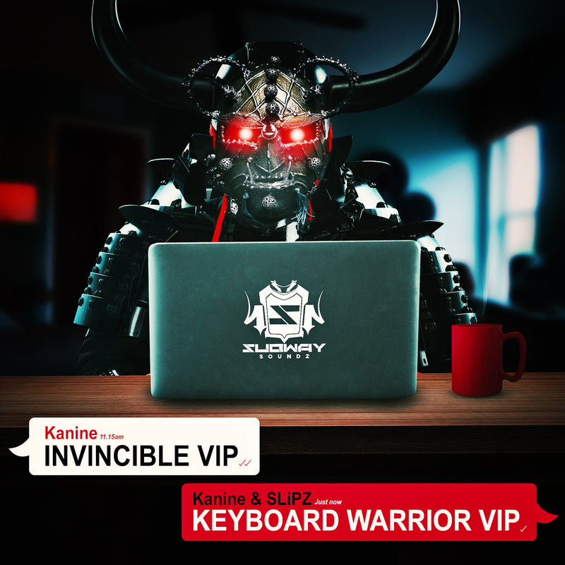 SSLD 033 - Kanine & Slipz 'Keyboard Warrior Vip' | Kanine 'Invincible Vip'