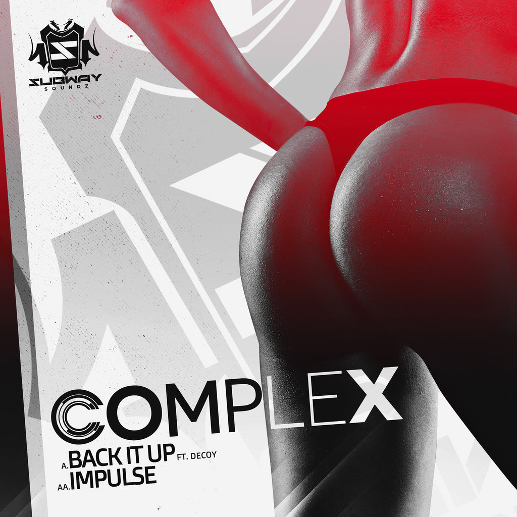 SSLD 035 - Complex Ft. MC Decoy 'Back It Up' | Complex 'Impulse'