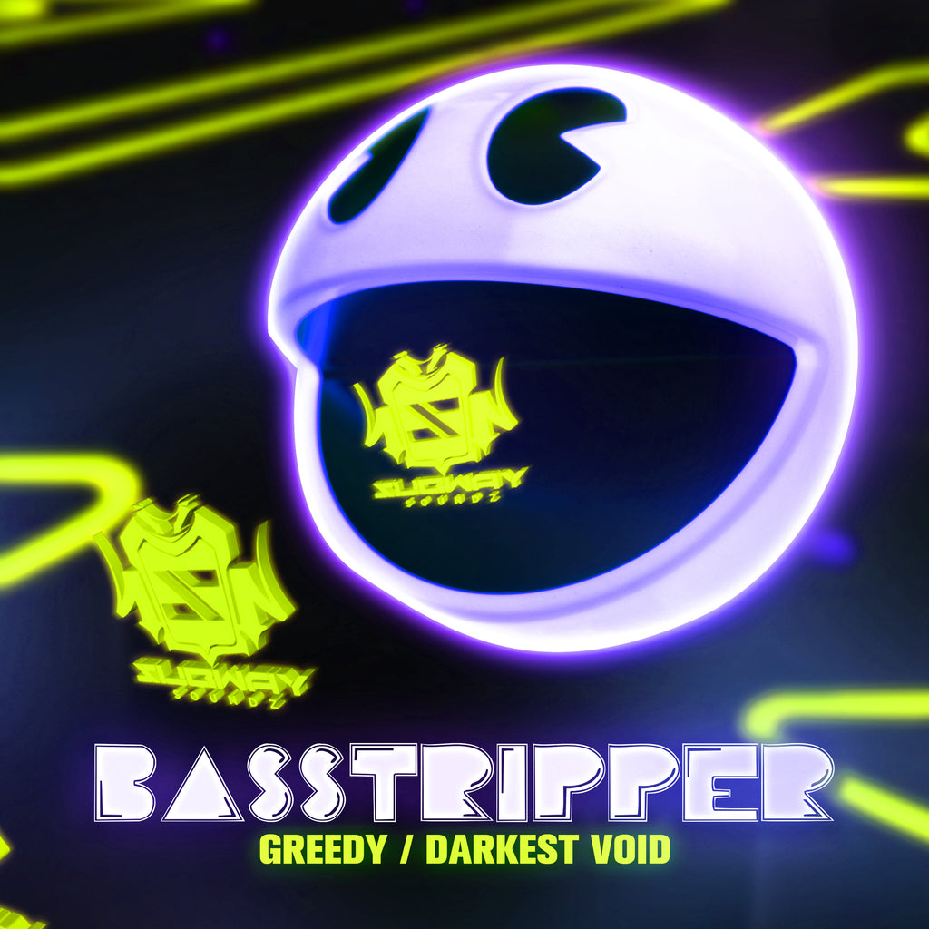 SSLD 038 - Basstripper 'Greedy' | 'Darkest Void'