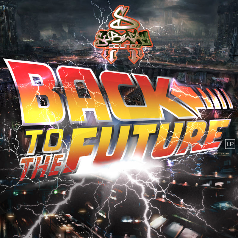 SSLDLP 001 'Back To The Future LP'