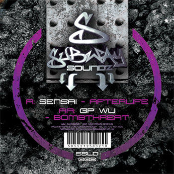 SSLD 002 - Sensai 'Afterlife' | GP WU 'Bombthreat'