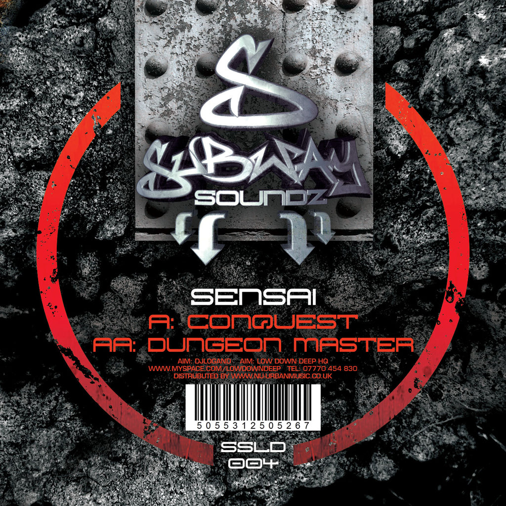 SSLD 004 - Sensai 'Conquest' | 'Dungeon Master'