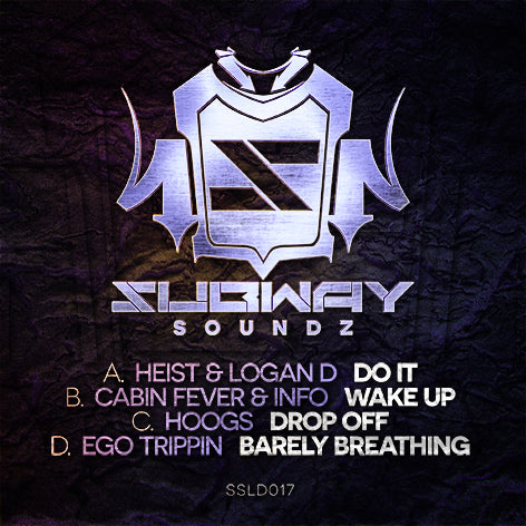 SSLD 017 - 'Subway Soundz EP'