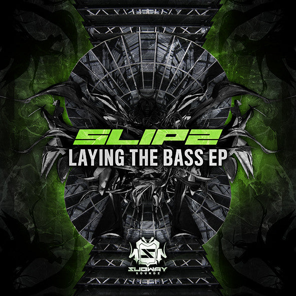 SSLD 020 - Slipz 'Laying the Bass EP'