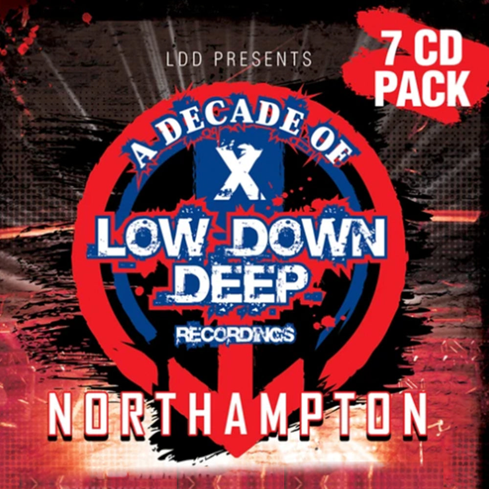 Decade Of Low Down Deep @Roadmender 21st May 2016 (Digital Download)