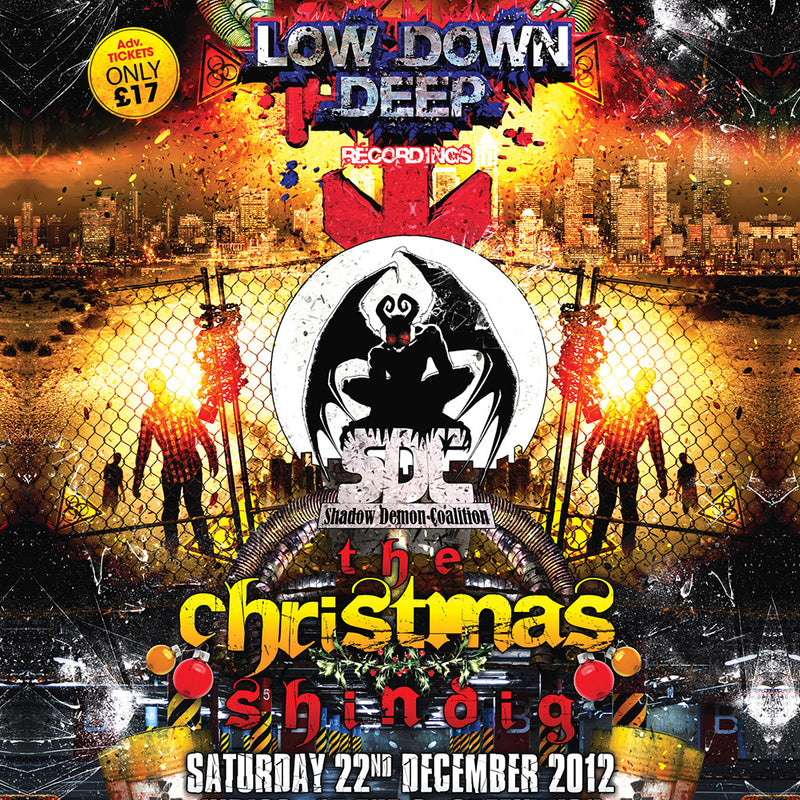 LDD & SDC 'The Christmas Shindig' @Indigo 22nd December 2012 (Digital Download)