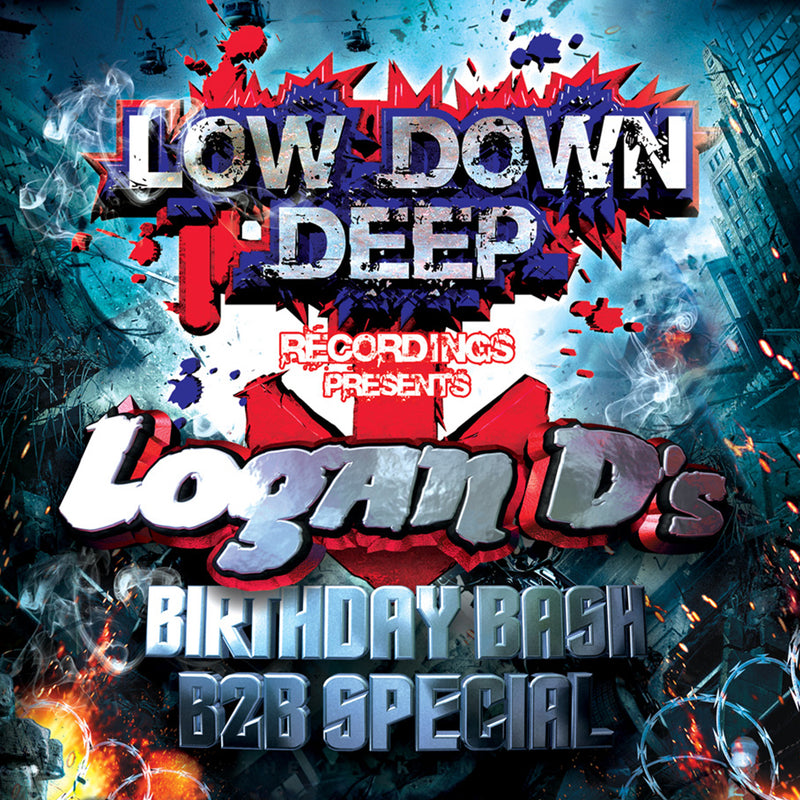 Logan D's Birthday Bash @Hidden 1st April 2010 'Digital Download'