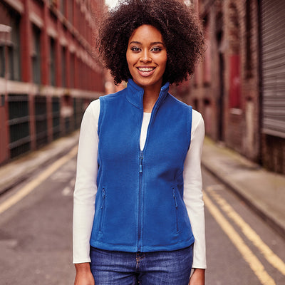 Russell Womens Outdoor Fleece Gilet